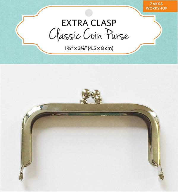 REFILL Clasp For Classic Coin Purse