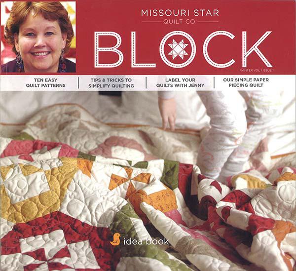 Block Magazine Winter 2014 Volume 1 Issue 1