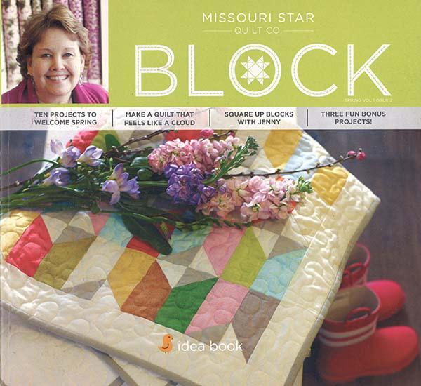 Block Spring 2014 Vol 1 Issue 2