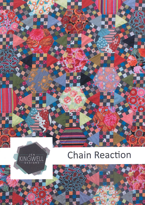 Chain Reaction By Jen Kingwell