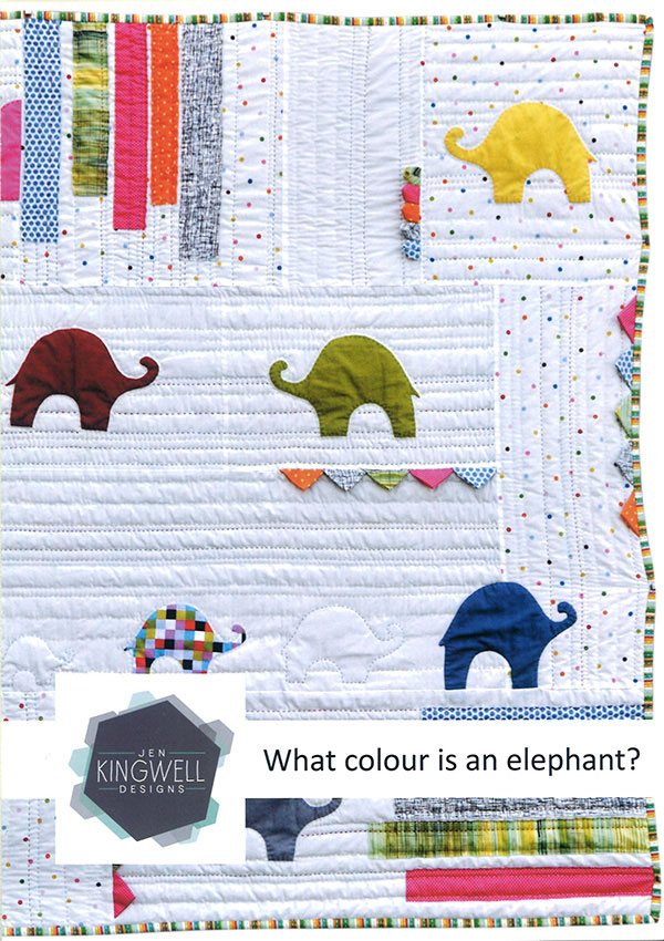 What Colour Is An Elephant? JKD 5132