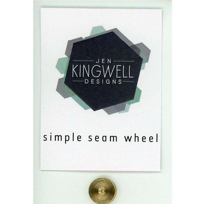 Simple Seam Wheel 1/4