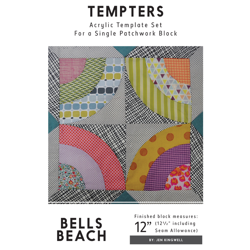 Tempters - Bells Beach 12'