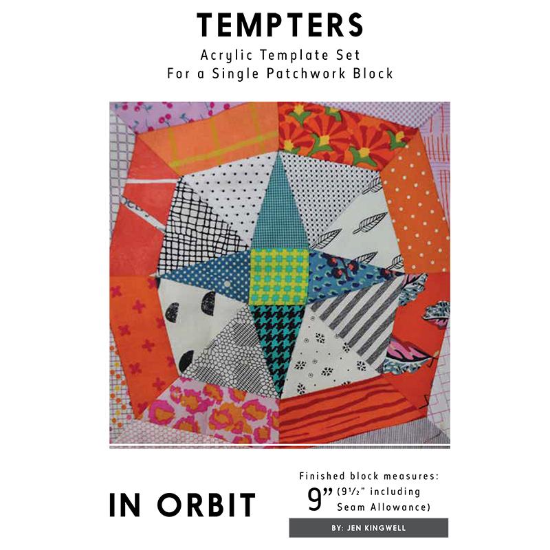 Tempters - In Orbit 9'