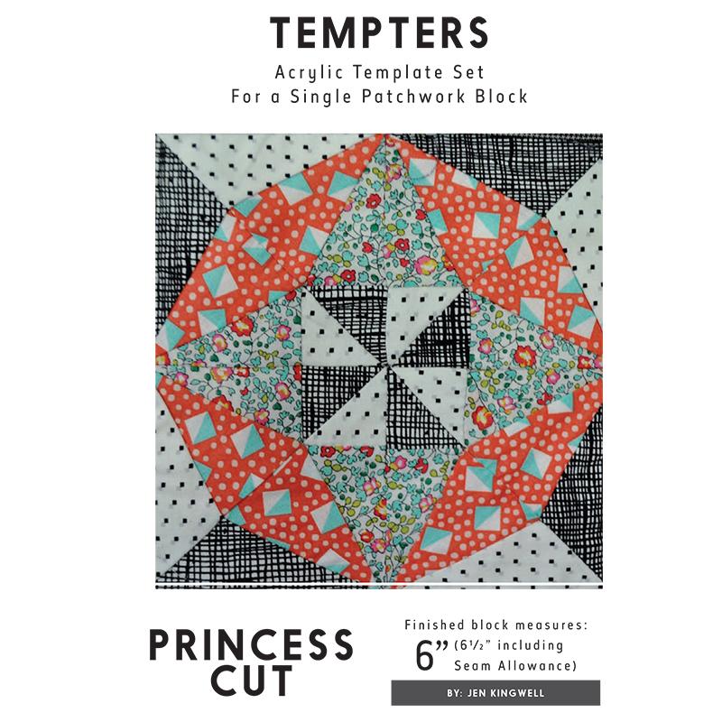 Princess Cut Tempter Templates