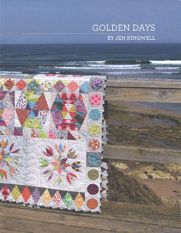 Golden Days, Jen Kingwell