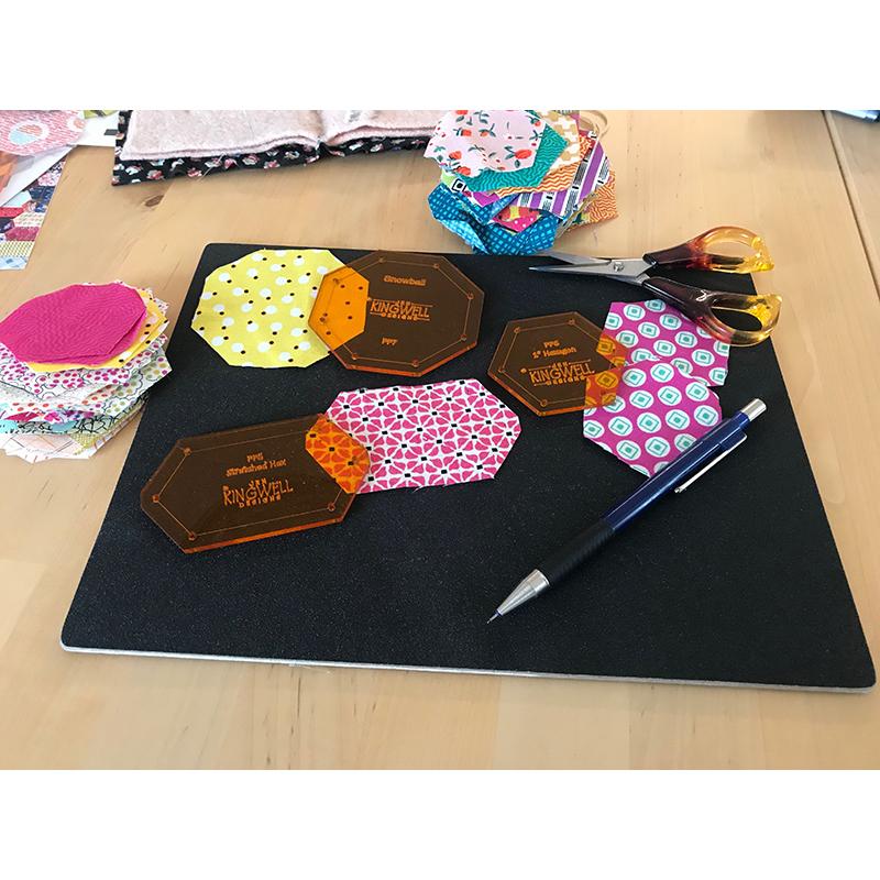 Jen Kingwell - Sand Paper Board
