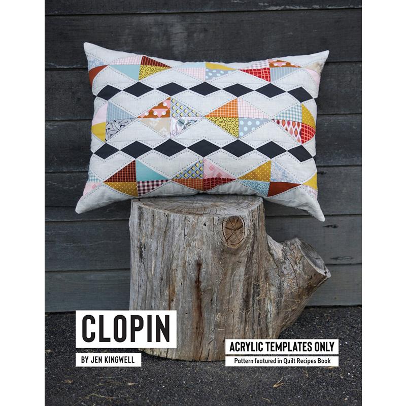 Clopin Cushion Template