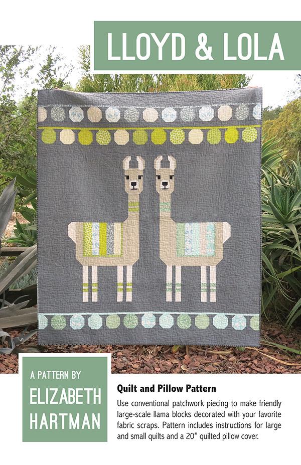 Llloyd & Lola Pattern by Elizabeth Hartman