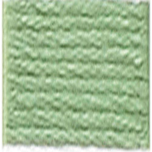 Six Strand Floss LT Pist Green
