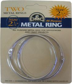 2.5      -METAL RINGS