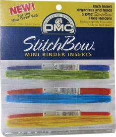 StitchBow™ Mini Binder Inserts