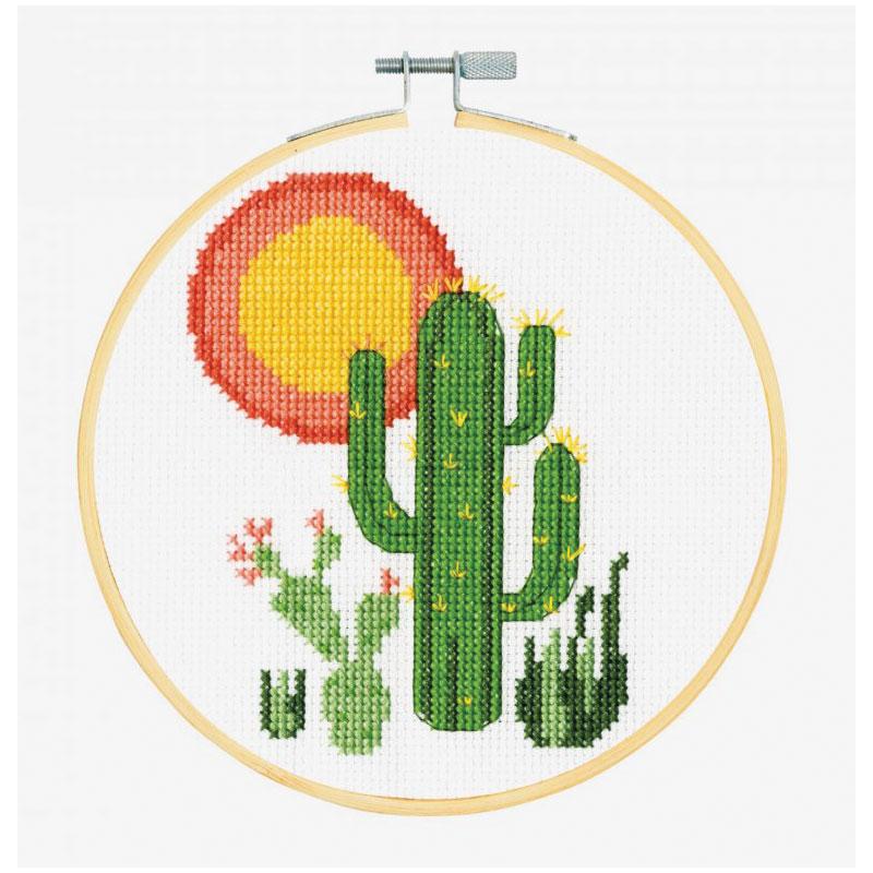 Stitch Kits XS Cactus