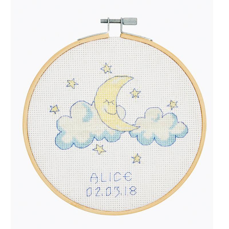 Stitch Kits XS Baby Moon