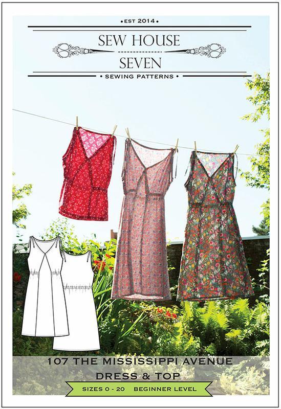 Mississippi Avenue Dress & Top