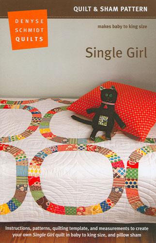 Single Girl Quilt Pattern by Denyse Schmidt