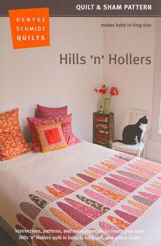 Hills N Hollers Quilt Pattern by Denyse Schmidt