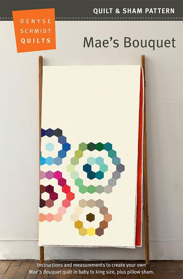 Maes Bouquet DSQ017 Denyse Schmidt Quilts