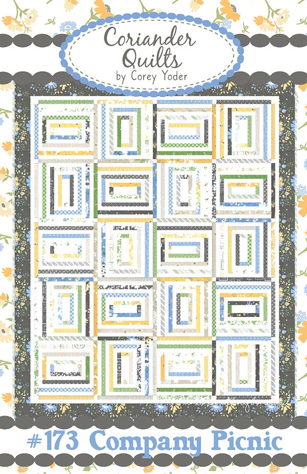 Company Picnic Pattern 173
