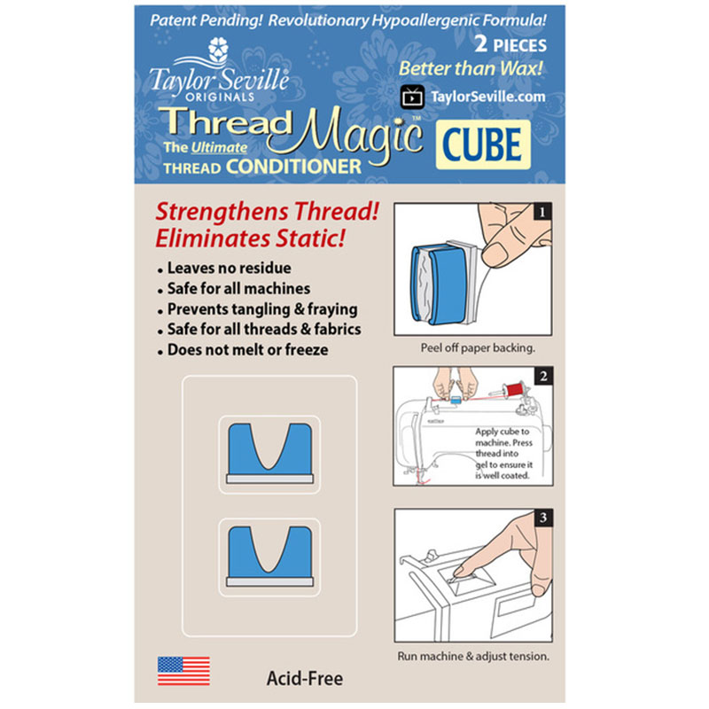 Thread Magic Cube 2ct