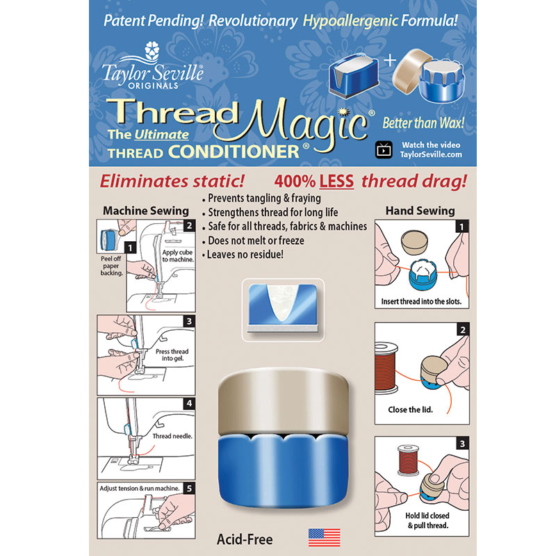 Thread Magic Combo/conditioner