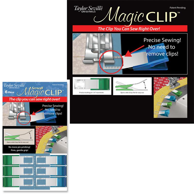 Magic Clip SM 6 pc