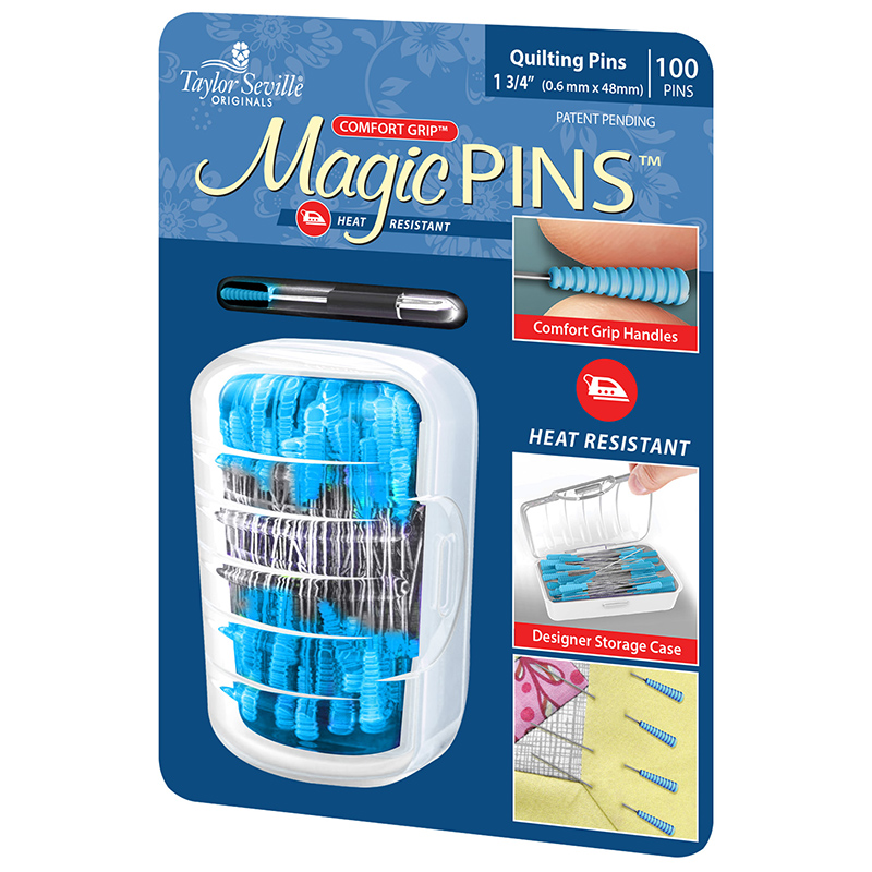 Magic Pins 1 3/4 100ct
