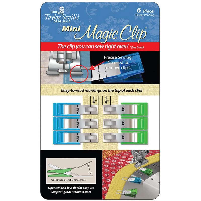 Magic Clip Mini 6ct