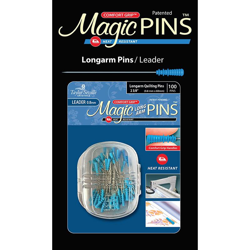 Magic Pins Long Arm 100ct