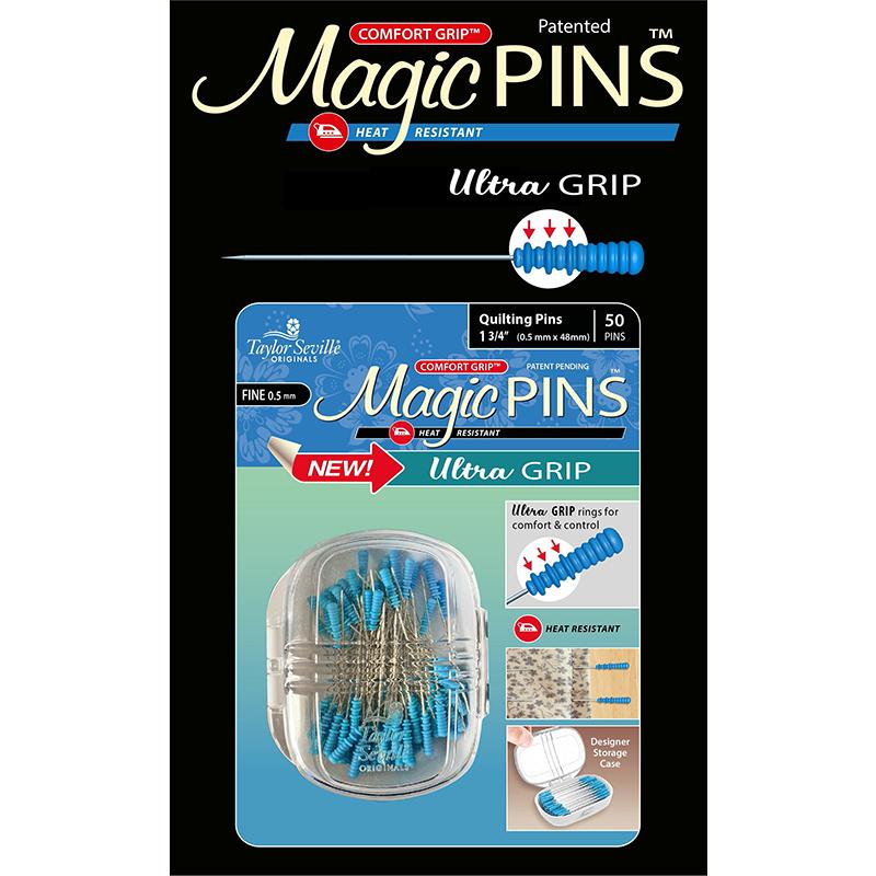 Magic Pins Ultra Grip 50ct