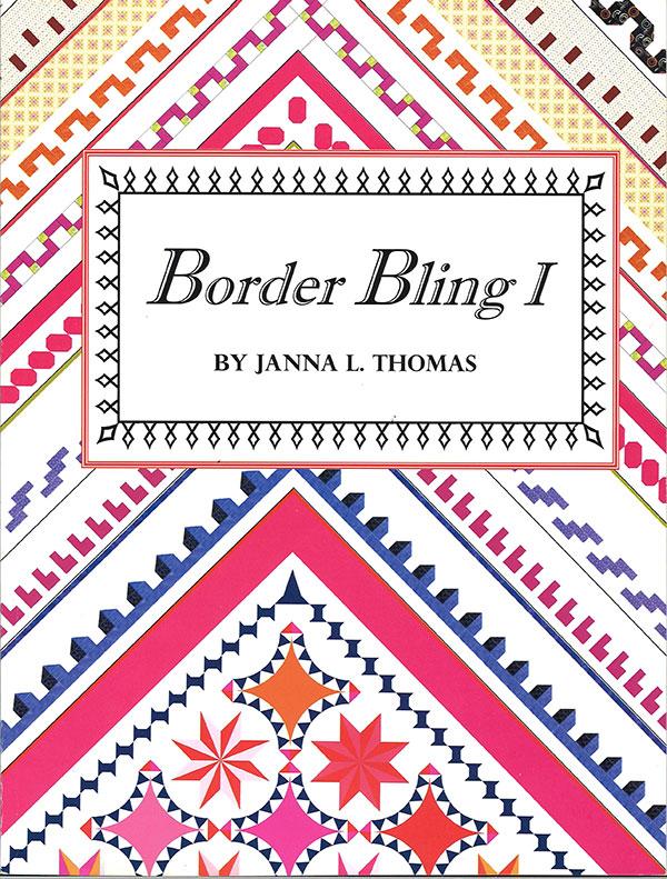 Border Bling 1 Book