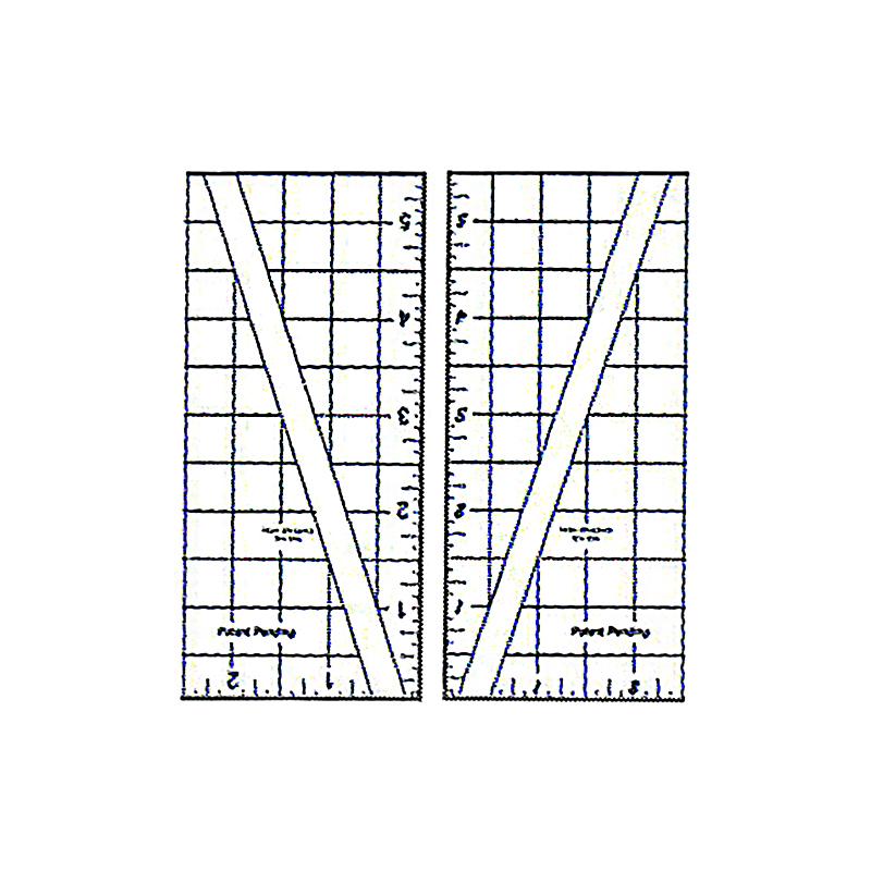 Half Rectangle Triangle Mini