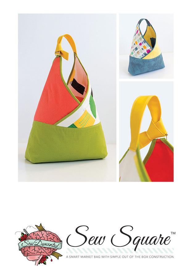Sew Squared Market Bag - Kit