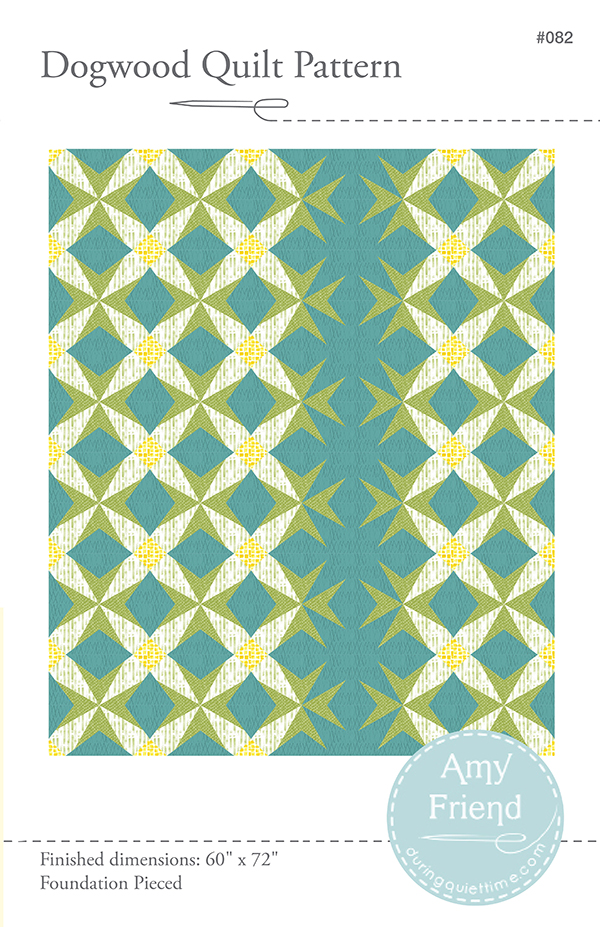 Dogwood Quilt Pattern