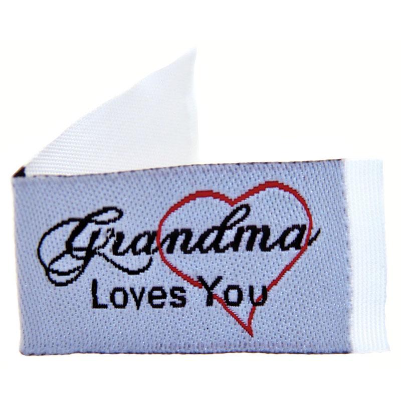 Tag-It-Ons Grandma Loves You 12ct