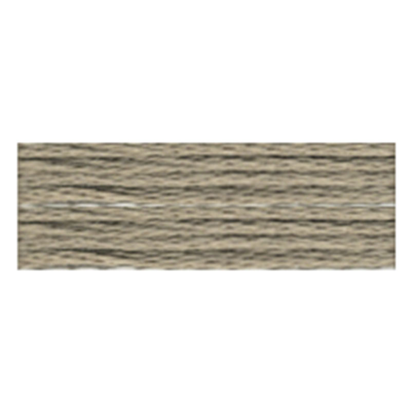 Cosmo Pearl Elmwood Stitch and Embroidery Floss Lecien #2512-714