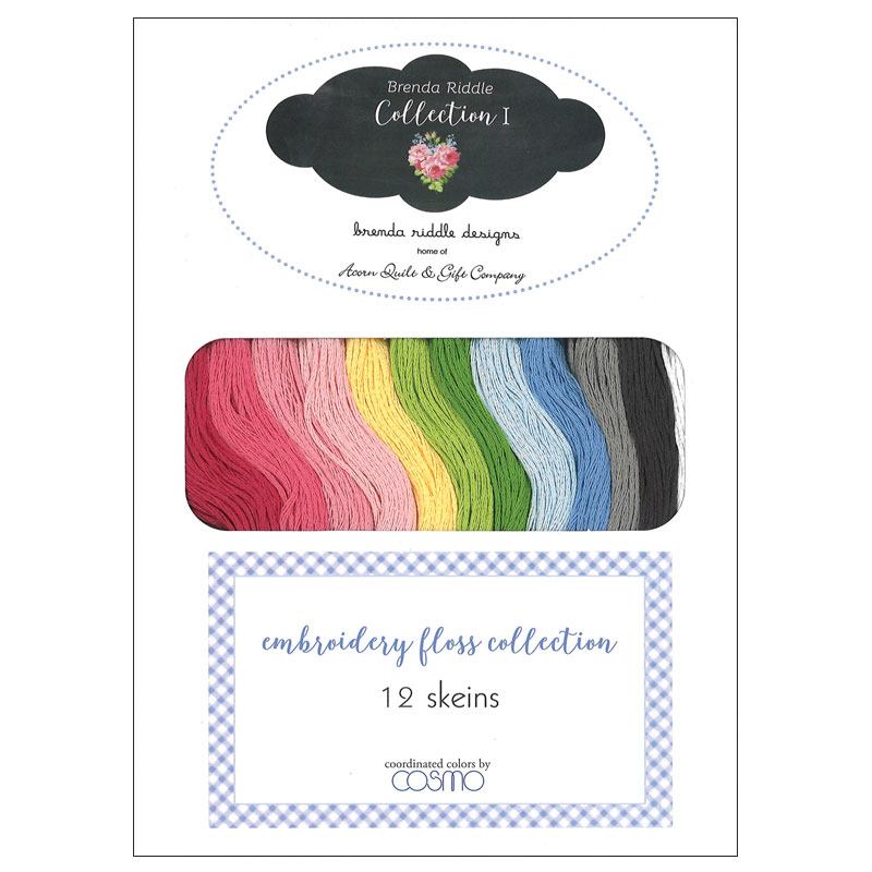 Brenda Riddle Floss Collection I