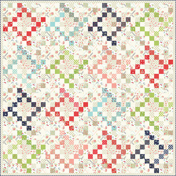 Summer Picnic Quilt Pattern