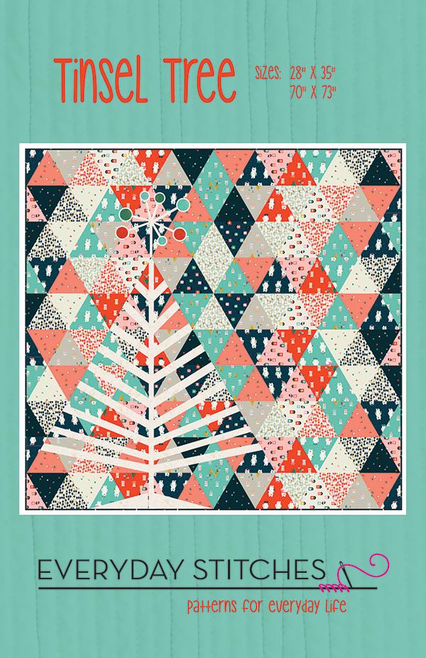 Tinsel Tree Pattern 501