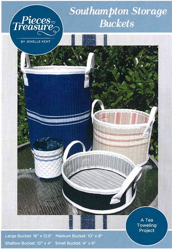 Southampton Storage Buckets Pattern