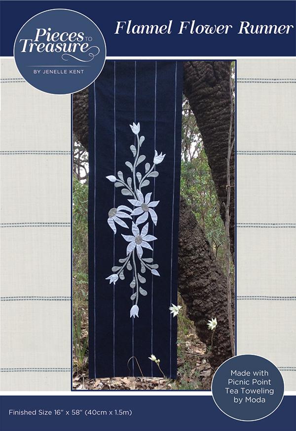 Flannel Flower Runner