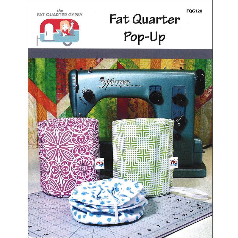 Fat Quarter Pop Up Pattern