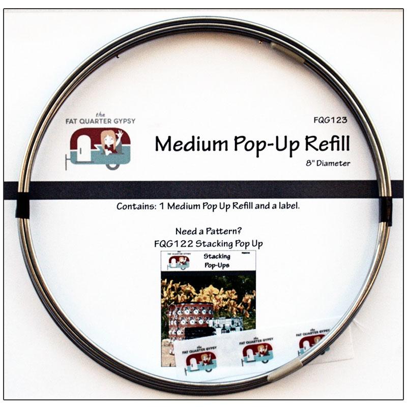 Medium Pop Up Refill - 8