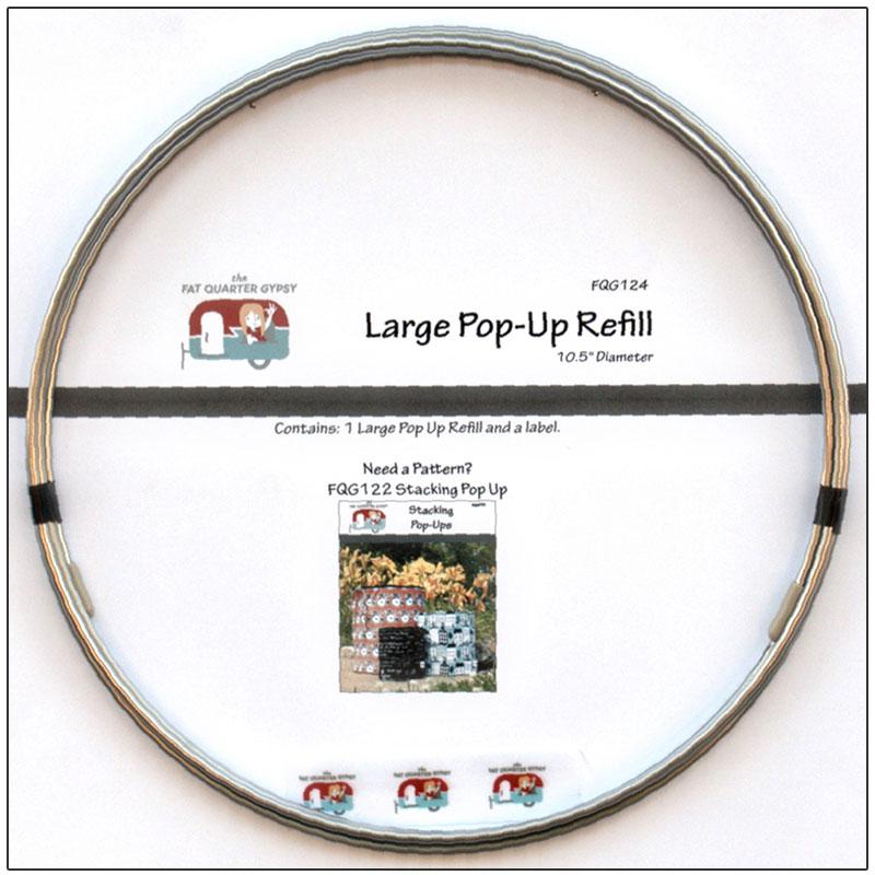 Large Pop Up Refill 10.5 Diameter