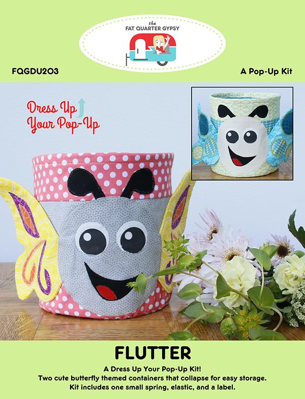 Flutter Pop-Up FQG DU203