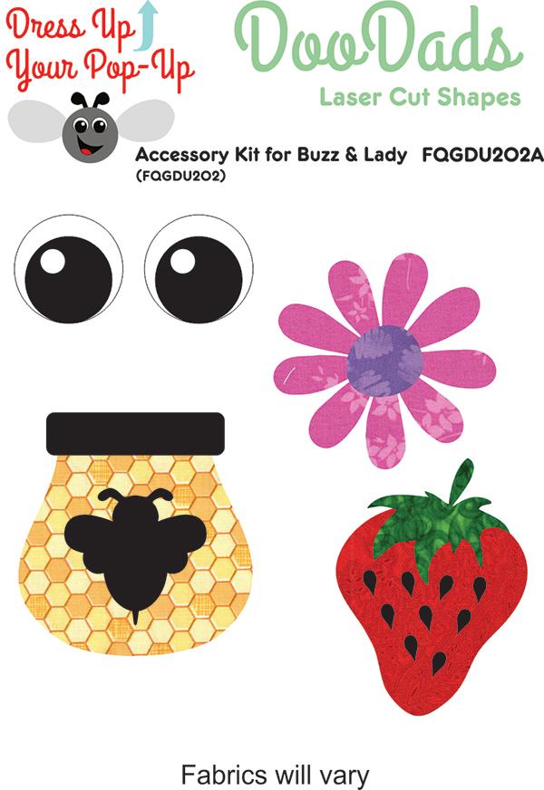 Doo Dads/Buzz & Lady FQG DU202A
