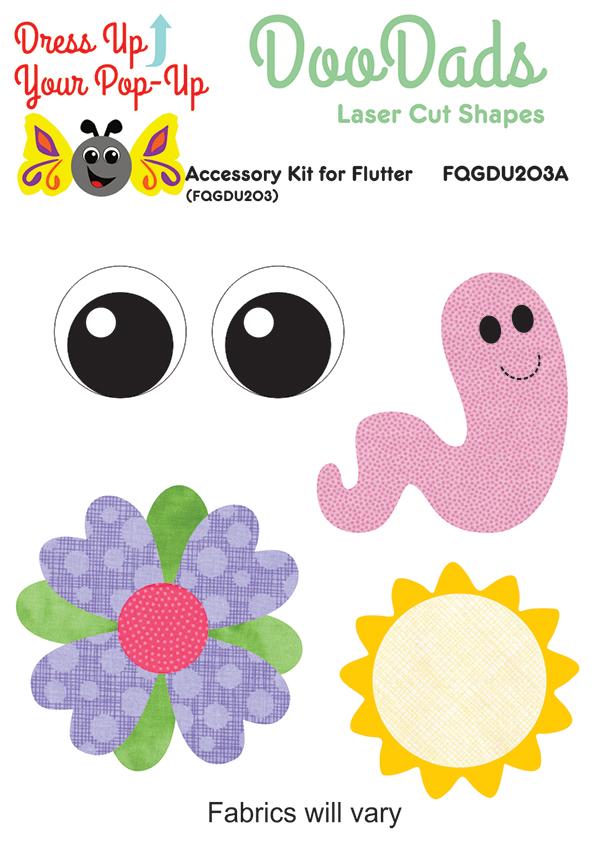 Doo Dads/Flutter FQG DU203A
