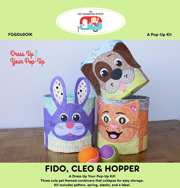 Fido Cleo Hopper Pop Up