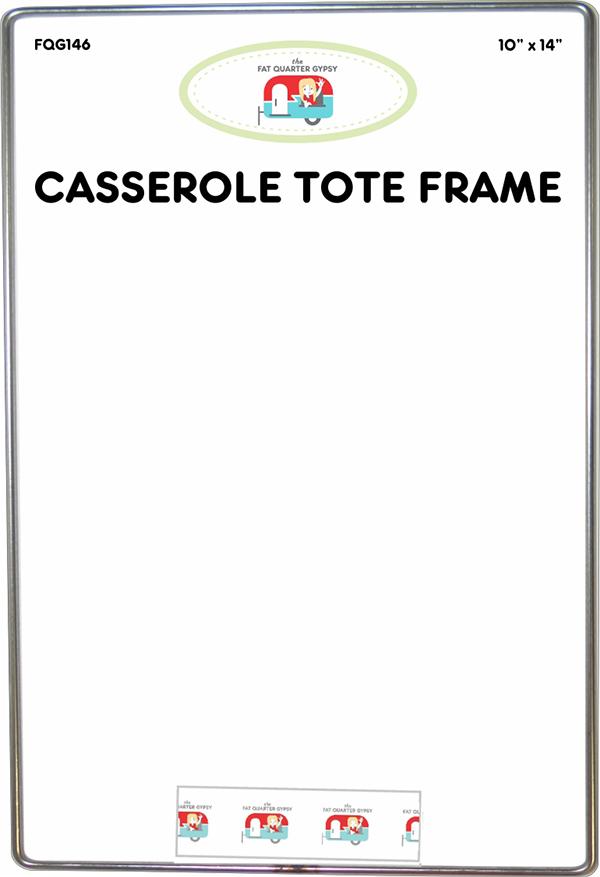 Casserole Tote Frame