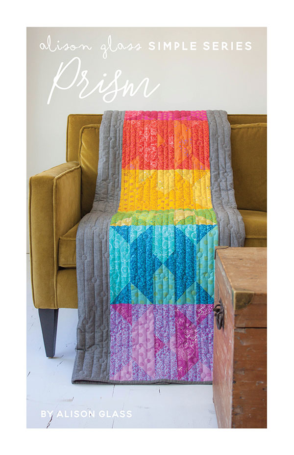 Prism Pattern by Alison Glass - 57 X 64